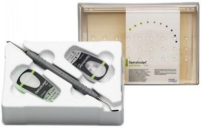 Optrasculpt Pad Assorted Kit Ivoclar. Dental Contouring Instrument.
