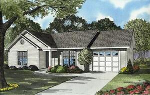 NEWLY CONSTRUCTED HOUSE ON YOUR LOT 142000