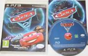 Disney Cars PlayStation 2 Game