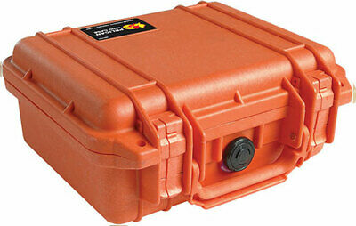 Pelican 1200 Carrying Case for Travel Essential - Orange - C