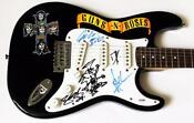 Guns N Roses Signed Guitar