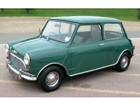 CLASSIC MINI WANTED 1959-2001 AUSTIN MORRIS ROVER MINI IN ANY CONDITION