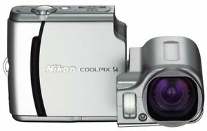 Nikon Coolpix S4 Digital Camera