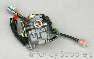 ZNEN FALCON 7 50CC SCOOTER 50CC GY6 CARBURETOR CARB NEW