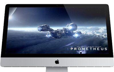 Apple iMac All in One Desktop Computer 2.7GHz 8GB 1TB Mac OS (MD093LL/A)