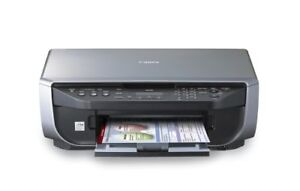 Canon Pixma MX300 Office All-On-One Inkjet Printer - $150