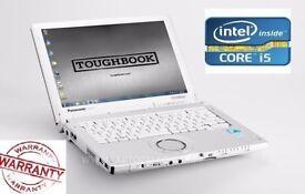PANASONIC TOUGHBOOK CF-C1-TOUCHSCREEN - COREI5 4GB RAM 250GB HDD