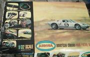 1/32 Scale Slot Car Sets