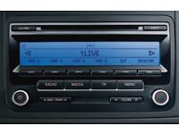 Rcd 310 vw car stereo DAB