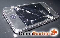 iPhone 4 4S 5 5C 5S 6 6+ Cracked Glass LCD Screen Repair 24/7