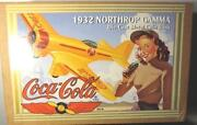 Coca Cola Airplane