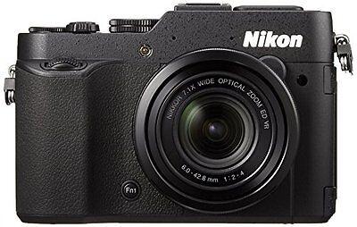 Nikon Digital Camera Coolpix P7800 Large-Aperture Lens Vari-Angle Lcd Black Pnew
