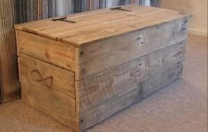 Wood Chests