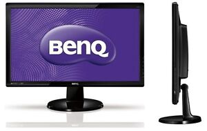 Beng 19LCD Monitor with VGA/DVI ports and Cables