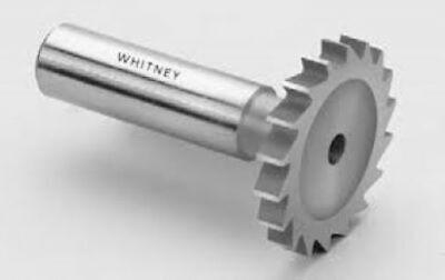 Whitney Tool 610008 Hss 1x18 Keyseat Milling Cutters Style 110 2pc Nib Usa