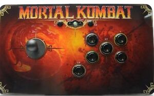 Mortal Kombat Tourment Edition Fight Stick for Xbox 360