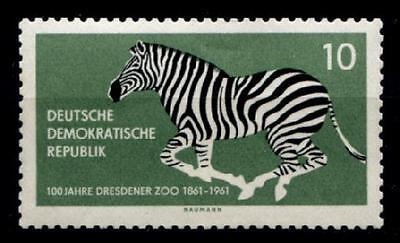 ZEBRAS. GRANT-ZEBRA. 1W. DDR 1961