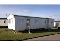 3 bed Caravan, west sands, Selsey Available from Sept