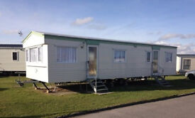 3 bed caravan for hire, Oct half term weekend available. West Sands, Selsey