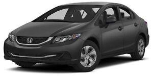 2013 Honda Civic LX Two owner vehicle, Very clean, Clean CarP...