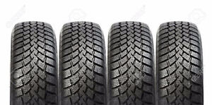 Clearance prices on high quality winter tires and rims.