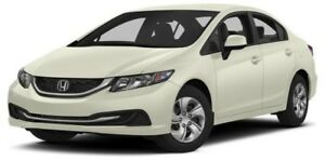 2013 Honda Civic LX