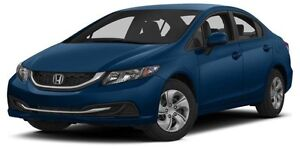 2013 Honda Civic LX One owner vehicle, Originally purchased a...