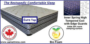 New Pillow Top Mattress -Twin,Full, Queen* No Tax Sale On Now!