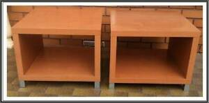 2 SIDE COFFEE TABLE