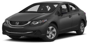 2013 Honda Civic LX A/C, FUEL SAVER,