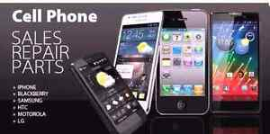 Kings cell for all phones / ipads  repairs & unlock! LOW PRICES