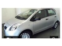 TOYOTA YARIS 5 DOOR 1.0L Low Mileage and EXCELLENT Condition