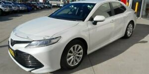 2018 Toyota Camry ASV70R Ascent White 6 Speed Automatic Sedan Singleton Heights Singleton Area Preview