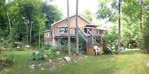 Waterfront Cottage Home Acreage - Bull Lake, Arden