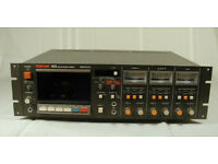 TASCAM 133 Multi Image Series 2 Speed Cassette Tape Deck