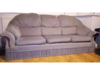 Three seater sofa delivery