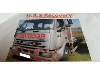Vehicle Recovery Service - Lancashire and Surrounding Areas
