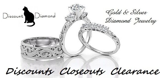 Discount Diamond Rings Earrings 2
