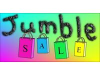Jumble Sale at Laceys Way Community Center Duxford