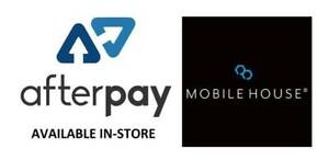 Shop with Afterpay at Mobile House - iPhone / Samsung / OPPO Phones