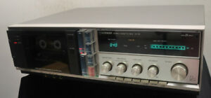 LUXMAN KX-101 TAPE DECK - PARTING OUT