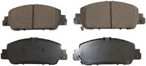 front brake pads sert 1654*fits: Honda Accord 2015-2013, HR-V 20