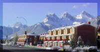 Canmore Central - 3 bedroom, 2.5 bathroom townhouse