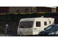 Touring Caravan - Bailey Ranger 510/4
