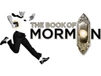 X2 Book of Mormon tickets for sale