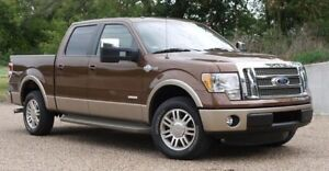 2012 Ford F-150 Lariat - Just arrived