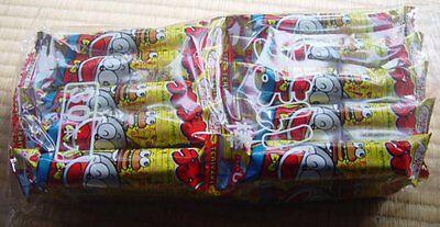 """30 """" Stick Snacks """" Yaokin Umaibo ( Doraemon / Teriyaki )"""
