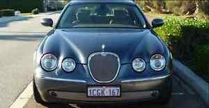 2006 Jaguar S Type Sedan **12 MONTH WARRANTY** West Perth Perth City Area Preview