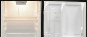 Medium-large bar fridge with freezer, great condition!