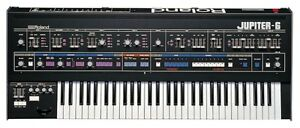 ROLAND JUPITER 6 VINTAGE ANALOG SYNTH